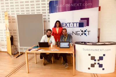 SubtitleNEXT at the forefront of AV and media industries