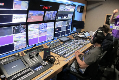 Belarus TV elevates European Games 2019 live production