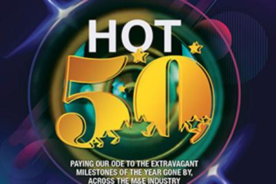 Digital Studio Hot 50 power list 2019