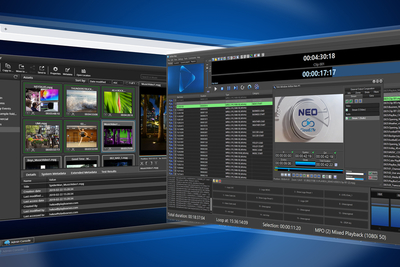PlayBox Neo to demonstrate Cloud2TV and Channel-in-a-Box media playout at IBC2019