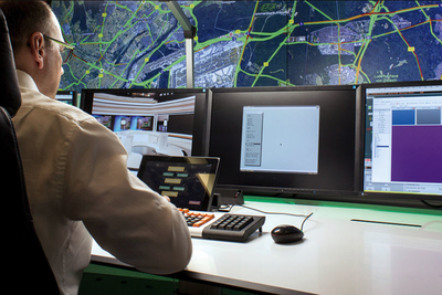 VuWall and Matrox partner to deliver video wall for control rooms at GSX 2019