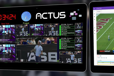 Actus Digital drives media monitoring with Artificial Intelligence