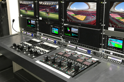Leader test instruments keep Mediapro OBs on track