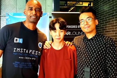 Lee Byung Wook wins IMSTA FESTA's songwriting competition
