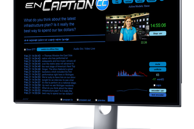 ENCO to highlight automated captioning for video and radio at IBC2019