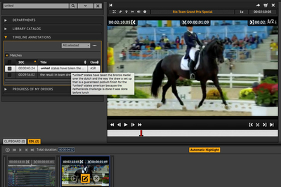 Tedial to launch SMARTLIVE MULTI SPORT configurations at IBC2019