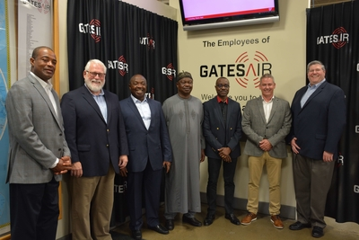 GatesAir and Pinnacle Communications accelerate Nigerian digital switchover initiative