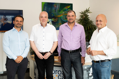 Broadcast Solutions acquires Videlio Middle East