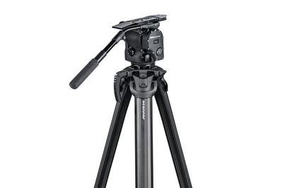 OConnor introduces camera support fluid head and flowtech100