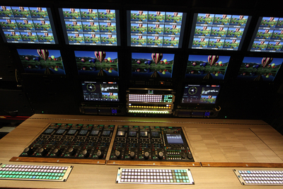 Game Creek's truck fleet powered by Lawo's IP video, audio, control and monitoring
