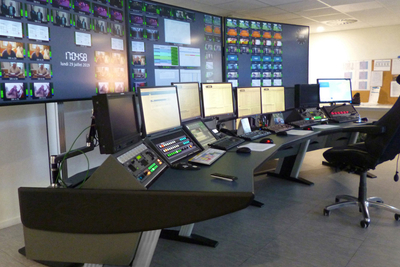 Custom Consoles Experiences Strong Demand for Broadcast Studio and Post-Production Control Furniture