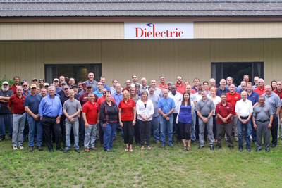 Dielectric Makes 2019 Best Places to Work in Maine List