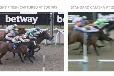 RaceTech Chooses IDT as Technology Partner to Capture Super-Slow-Motion Across-the-Line Images for Sky Sports Racing
