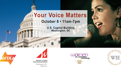 Women in CT co-hosts Your Voice Matters event in Washington, D.C.