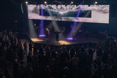 Life Church Selects VITEC Houses of Worship Streaming Solutions