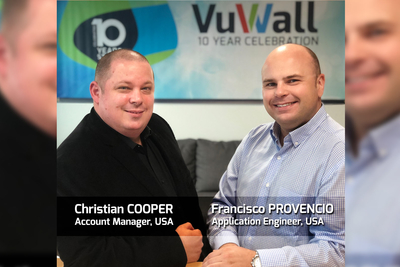 VuWall Continues Global Expansion with Investment in the United States