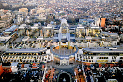 European Parliament wins 'Public Sector Project of the Year' at AV Awards in London
