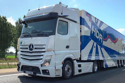 Leader LV5600 Test Instruments Chosen for TVN's UE6 4K HDR OB Truck