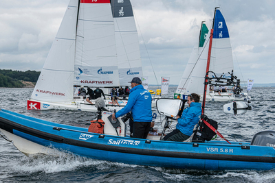 SailTracks Selects AVIWEST to Broadcast Live, World-Renowned Sailing Races