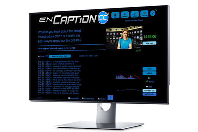 Bogotá TV Station Citytv Automates Live Closed Captioning with ENCO enCaption4