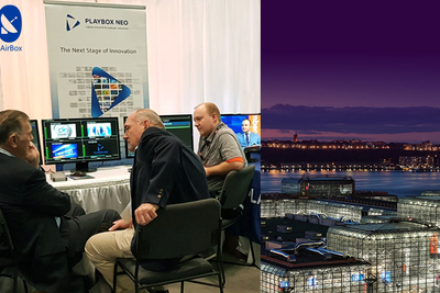 PlayBox Neo Confirms Global Leadership in TV Channel Branding and Playout Solutions NAB New York 2019