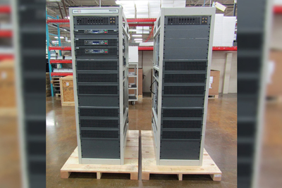 GatesAir Dominates Repack Transmitter Sales with 400th Shipment