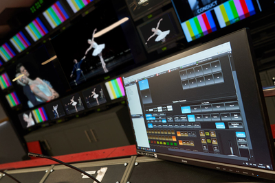 Royal Opera House Prepares for 4K Live Broadcasts with Megahertz