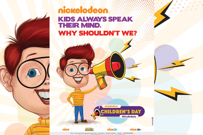 This Children's Day, Nickelodeon embraces the innocence of kids through their campaign - #Khulkebolo