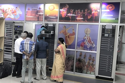GatesAir Exclusive TV Transmission Deal with Doordarshan Expands to Northern India