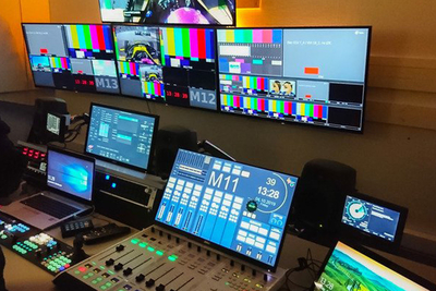 Broadcast Solutions Finland modernises Director's Cut production control rooms