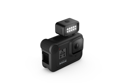 """Move Over, Rudolph. GoPro """"Sleighs"""" the Holidays with New Light Mod"""