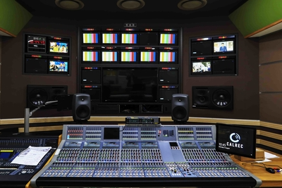 Korea's MBC TV installs two Calrec Apollo consoles into flagship channel