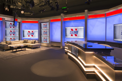 IHSE's Draco tera KVM Switch Anchors State-of-the-Art High School TV Station in Fort Worth, Texas