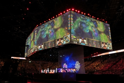 Riot Games in a league of their own with Calrec's RP1 remote production solution