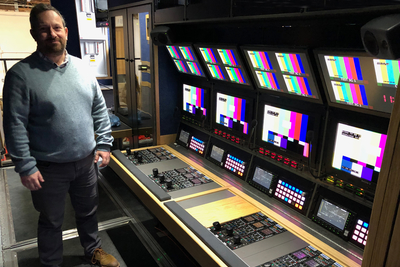 Arena Television Chooses Leader LV5350 Test Instruments for OB17 HD-HDR/SDR Live Production Truck
