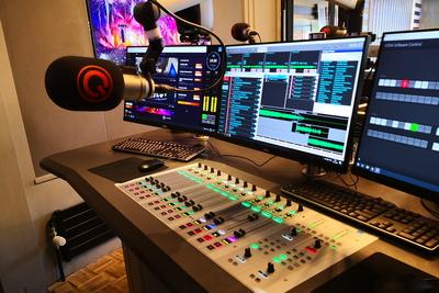 Lawo Takes the Hard Line on Q-dance Radio
