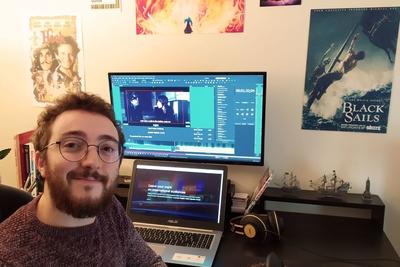 Auvi Translator Pro Film & TV Subtitler Riccardo Mimmi selects SubtitleNEXT