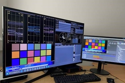 RT Software buys PHABRIX Qx for advanced HDR analysis