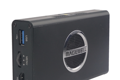 Magewell to Launch Flexible 4K Decoder for NDI  and SRT at 2020 NAB Show