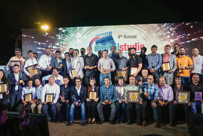 4th Annual Digital Studio India Awards 2019