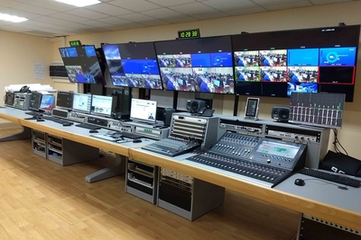 VGTRK deploys Calrec Brios as part of its HD regional studio upgrade