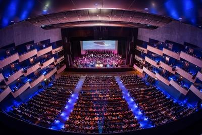 Teatro Diana Upgrades to Riedel Bolero Wireless Intercom