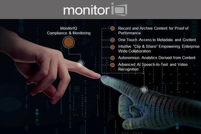 Digital Nirvana's MonitorIQ 7.0 Unites Simple, Intuitive Interface