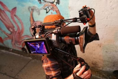 Shogun 7 adds better monitoring and affordable 4K ProRes recording to Sony's PXW-FX9