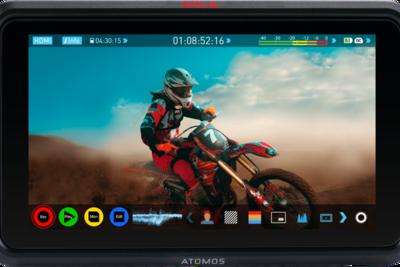 Free AtomOS 10.3 update enhances the Ninja V with new frame guides, improved false colour and de-squeeze