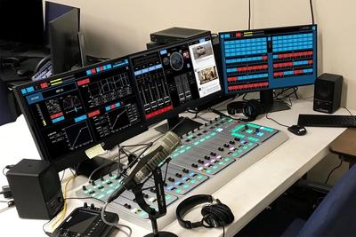 Lawo, KQED Ready Remote Radio Master Control