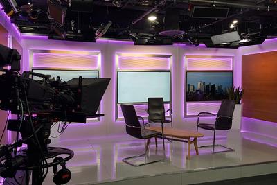 CJP Completes Set Design and Integration for London HD Studio