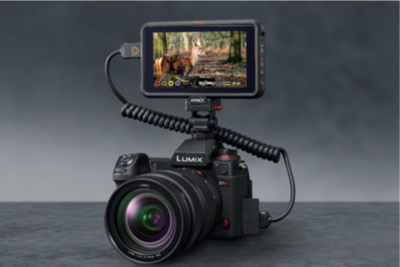 Atomos releases free Ninja V update to enable 5.9K Apple ProRes RAW recording for Panasonic LUMIX S1H
