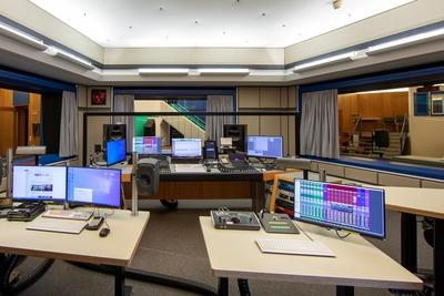 German Public Broadcaster SWR Stuttgart Renews Technology in Radio Play Studio 5