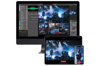 mimoLive - All-in-one livestreaming production platform for Mac